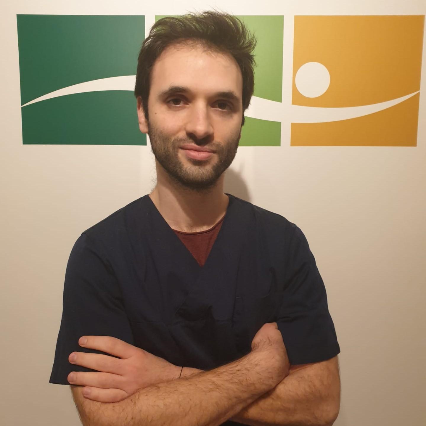 Brian Charbel - Ostéopathe