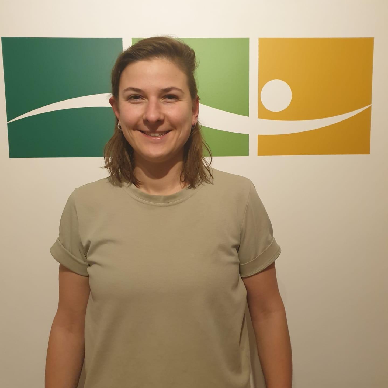 Ania de Laminne - Kinésithérapeute